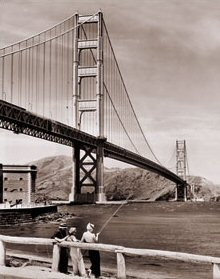 The Golden Gate Bridge Completed Historical Photos Of Old