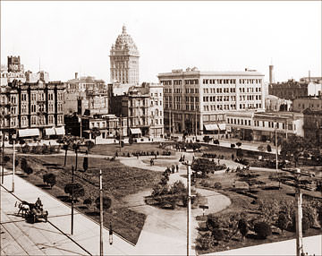 Union Square Historical Photos Of Old America