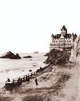 Vintage Photograph of Cliff House