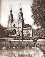 Vintage Photograph of Saints Peter and Paul Church - San Francisco