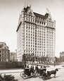 Vintage Photograph of The Plaza Hotel