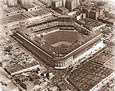 Vintage Photograph of Ebbets Field - Brooklyn