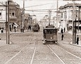Vintage Photograph of Fillmore & Union SF