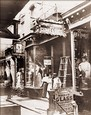 Vintage Photograph of Clothing Store on Lower East Side