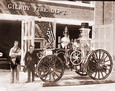 Vintage Photograph of Gilroy Fire Dept.