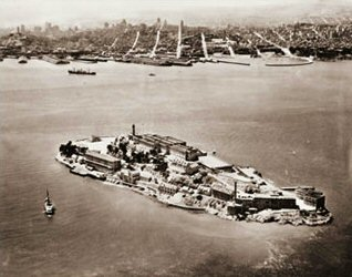 Alcatraz Island Historical Photos Of Old America