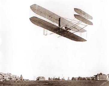 Wright Brothers Airplane Historical Photos Of Old America
