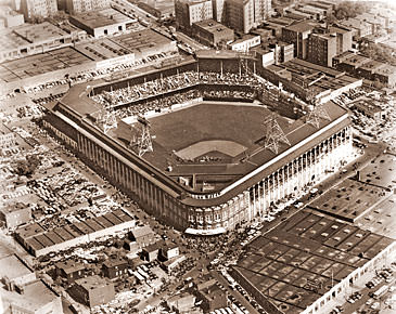 Ebbets Field Brooklyn Historical Photos Of Old America